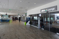 Göteborg-Landvetter Airport - At Gothenburg - by Micha Lueck
