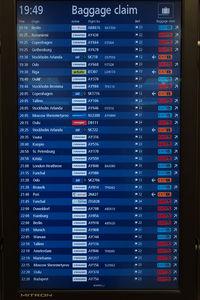 Helsinki-Vantaa Airport - Finnair is definitely the dominating company at HEL... - by Tomas Milosch