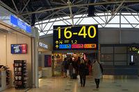 Helsinki-Vantaa Airport - A short walk to the baggage claim hall - by Tomas Milosch