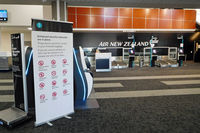 Palmerston North International Airport, Palmerston North New Zealand (NZPM) - At Palmerston North - by Micha Lueck