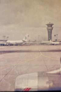 Paris Orly Airport - Orly Mar.1970, taken from JAL DC-8-53 JA8013 - by Manuel Vieira Ribeiro