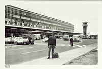 Paris Orly Airport - Orly in 1972 - by Manuel Vieira Ribeiro