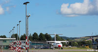 Dundee Airport, Dundee, Scotland United Kingdom (EGPN) - Dundee, Scotland. - by Clive Pattle