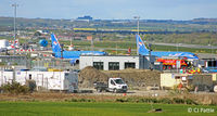 Edinburgh Airport - Airport View of Edinburgh - by Clive Pattle