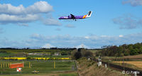 Edinburgh Airport - Edinburgh finals view - by Clive Pattle
