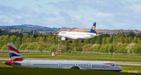 Edinburgh Airport - Edinburgh action - by Clive Pattle
