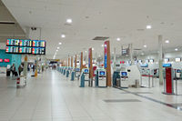 Gold Coast Airport - Empty airport at 9:30pm - by Micha Lueck