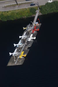 Murphys Pullout Seaplane Base (8K9) - Murphys Pullout seaplane base, Ketchikan AK USA, spotted while flying in N409PA. - by Timothy Aanerud