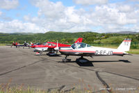 Llanbedr Airport - Royal Aero Club 3Rs air race at Llanbedr - by Chris Hall