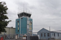 Portland-troutdale Airport (TTD) - Tower of Portland-Troutdale airport - by Jack Poelstra