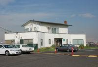 Columbia Gorge Rgnl/the Dalles Municipal Airport (DLS) - the Dalles muni. airport - by Jack Poelstra