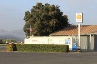 Santa Paula Airport (SZP) - Santa Paula Self-Serve SHELL 100LL, no price change - by Doug Robertson