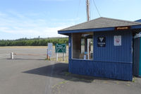 Siletz Bay State Airport (S45) - Siletz Bay State airport OR - by Jack Poelstra