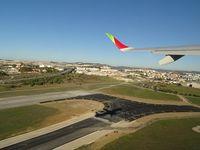 Portela Airport (Lisbon Airport), Portela, Loures (serves Lisbon) Portugal (LPPT) - TAP462 take off runway 03 - by JC Ravon - FRENCHSKY