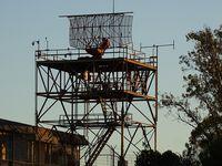 Portela Airport (Lisbon Airport), Portela, Loures (serves Lisbon) Portugal (LPPT) - old radar - by JC Ravon - FRENCHSKY