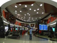Portela Airport (Lisbon Airport), Portela, Loures (serves Lisbon) Portugal (LPPT) - Terminal departure - by JC Ravon - FRENCHSKY