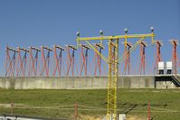 Portela Airport (Lisbon Airport), Portela, Loures (serves Lisbon) Portugal (LPPT) - ILS runway 03 - by JC Ravon - FRENCHSKY