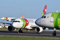 Portela Airport (Lisbon Airport), Portela, Loures (serves Lisbon) Portugal (LPPT) - again and again TAP Air Portugal..... - by JC Ravon - FRENCHSKY