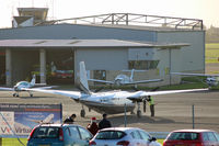 Gloucestershire Airport - Great spotting location at EGBJ - by Clive Pattle