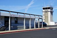 Buchanan Field Airport (CCR) - JetSuite terminal building at Buchanan Field. 2017. - by Clayton Eddy