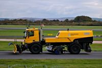 Manchester Airport - man airport [snow plough] - by andysantini photos