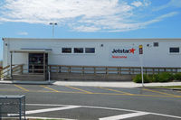 New Plymouth Airport, New Plymouth New Zealand (NZNP) - Terminal 2 at New Plymouth ;-) - by Micha Lueck