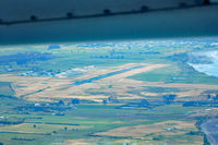New Plymouth Airport, New Plymouth New Zealand (NZNP) - Taken from ZK-NEF (AKL-NPL) - by Micha Lueck