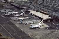 Bordeaux Airport, Merignac Airport France (LFBD) - LFBD in the 80/90' - by JC Ravon - FRENCHSKY
