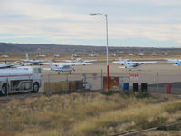 Kingman Airport (IGM) - the tarmac - by olivier Cortot