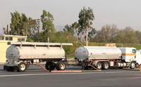 Santa Paula Airport (SZP) - Another Jet-A Fueler serving the SZP FireBase aerial FireBombers  - by Doug Robertson