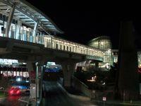 Vancouver International Airport, Vancouver, British Columbia Canada (YVR) - Dec.31,2017  Quiet night at YVR - by Manuel Vieira Ribeiro
