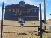 Erie Municipal Airport (EIK) - Road sign - by olivier Cortot