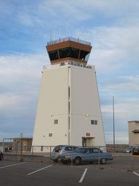 Pueblo Memorial Airport (PUB) - the control tower - by olivier Cortot
