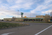 Pueblo Memorial Airport (PUB) - the passengers terminal - by olivier Cortot
