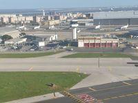 Portela Airport (Lisbon Airport) - Fire station - by JC Ravon - FRENCHSKY