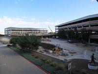 Boise Air Terminal/gowen Fld Airport (BOI) - Construction on the second part of the parking garage. - by Gerald Howard