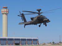 Boise Air Terminal/gowen Fld Airport (BOI) -  AH-64 from the 1-183rd AVN BN, Idaho Army National Guard.  - by Gerald Howard