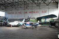 Szentkirályszabadja Airport - Szentkirályszabadja Airport, ex Military Air base, Hungary - by Attila Groszvald-Groszi