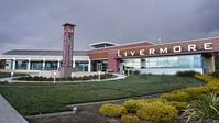Livermore Municipal Airport (LVK) - Livermore Airport terminal building. 2018. - by Clayton Eddy