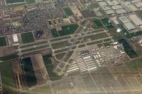 Chino Airport (CNO) - Taken from B 737-800 (N376DA), CUN-LAX - by Micha Lueck