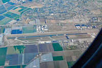 Camarillo Airport (CMA) - Taken from B 777-300ER (ZK-OKN), AKL-LAX - by Micha Lueck