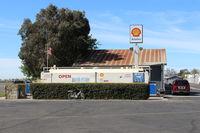 Santa Paula Airport (SZP) - Santa Paula SHELL 100LL Self-Serve Fuel Dock-no price change. - by Doug Robertson