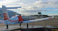 Perth Airport (Scotland) - Apron scene at EGPT - by Clive Pattle