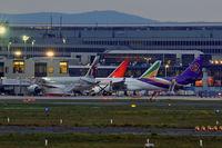 Frankfurt International Airport - Ramp Farnkfurt International - by Artur Badoń