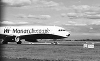 Manchester Airport - Manchester airport - by capturedwings