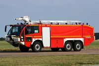 Tours Val de Loire Airport - Fire truck, Tours-St Symphorien Air Base 705 (LFOT-TUF) - by Yves-Q