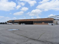 Charles B. Wheeler Downtown Airport (MKC) - The old TWA hanger - by Daniel Metcalf