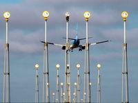Ostend-Bruges International Airport, Ostend Belgium (EBOS) - Rwy 08, landing of OO-JAD - by Joeri Van der Elst