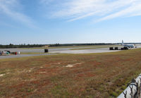 Bob Sikes Airport (CEW) - view on the runway - by olivier Cortot