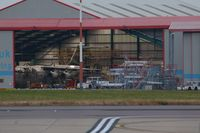 Norwich International Airport - KLM Engineering hangar